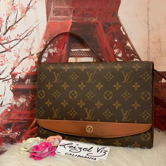 Louis Vuitton Handbags - ❣️SOLD❣️ Louis Vuitton Bordeaux
